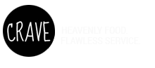 Crave Caterers Logo